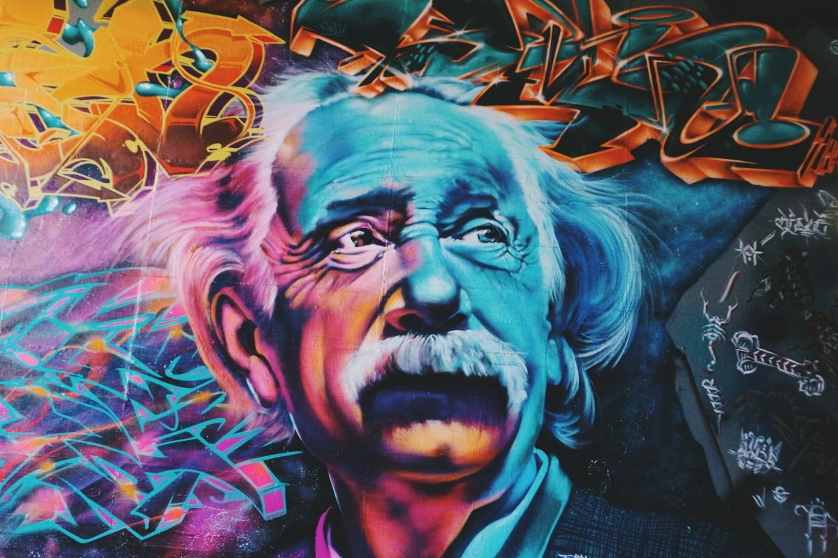 Einstein, the Most Misquoted Man of All Time